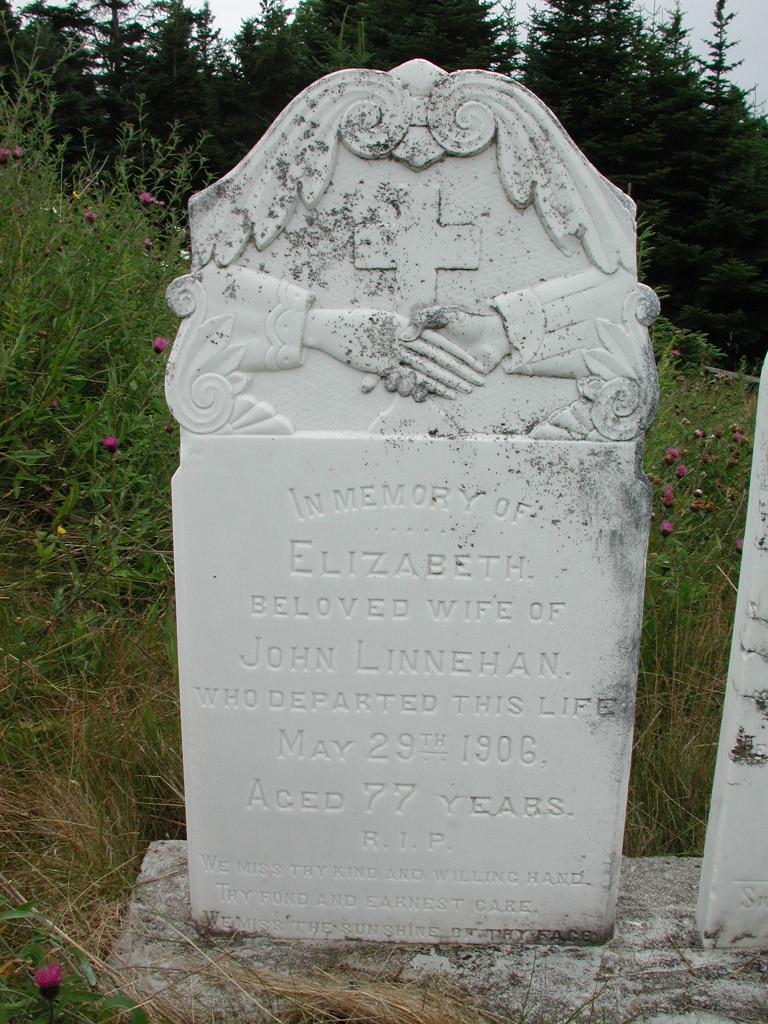 LINNEHAN, Elizabeth (1906) SJP01-1855