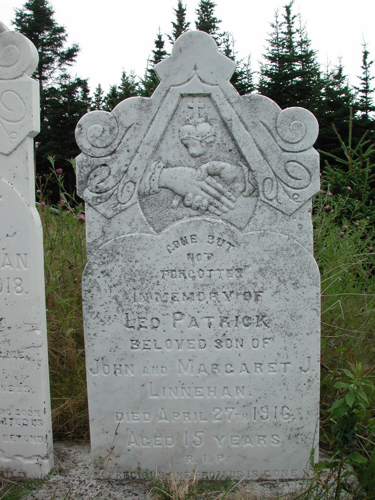LINNEHAN, Leo Patrick (1916) SJP01-1842