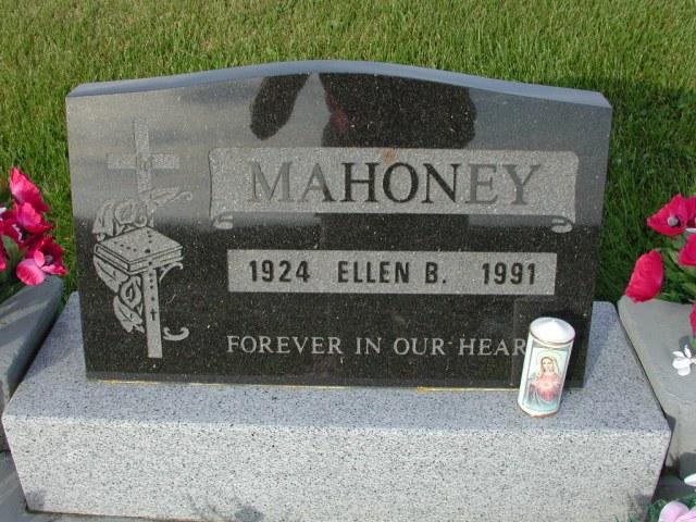 MAHONEY, Ellen B (1991) STM03-9465