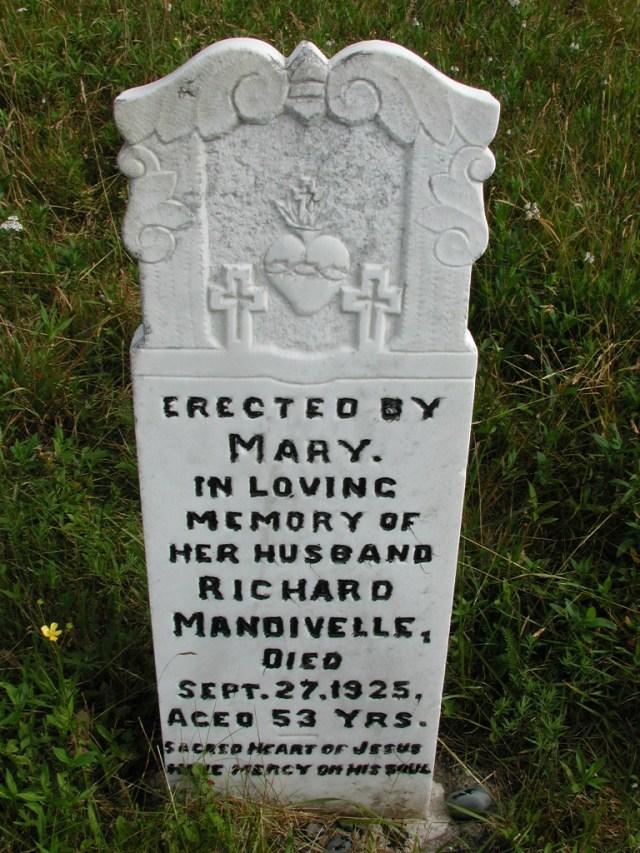 MANDIVELLE, Richard (1925) STM01-8186