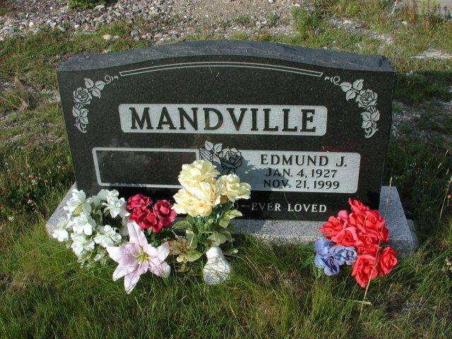 MANDVILLE, Edmund J (1999) STM03-3666