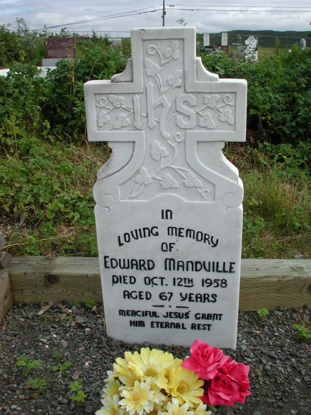 MANDVILLE, Edward (1958) STM01-2488