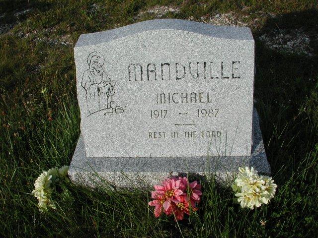 MANDVILLE, Michael (1987) STM03-3665