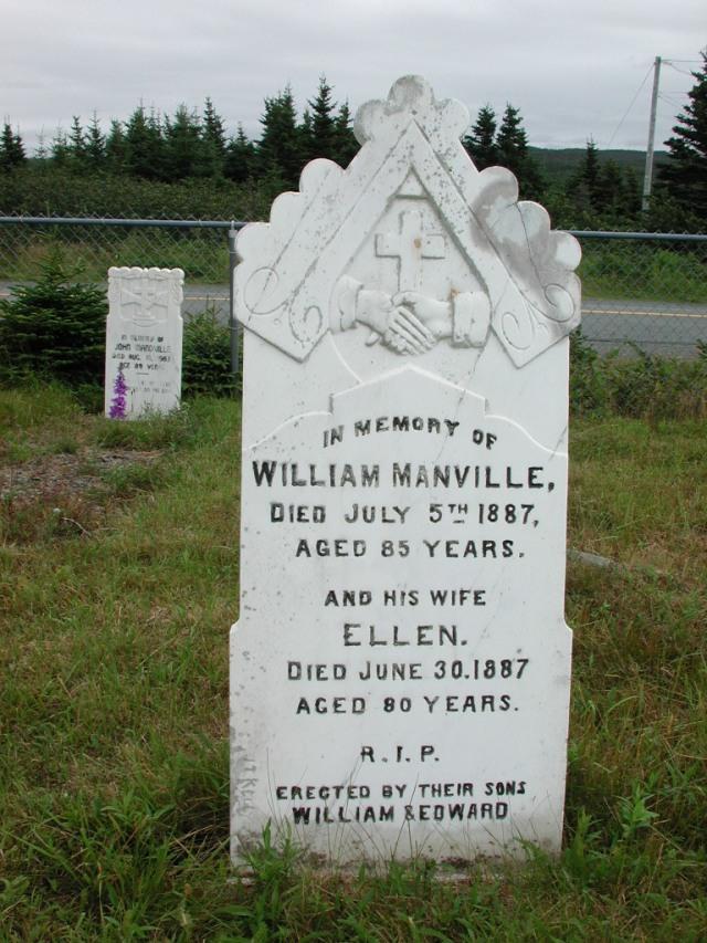 MANVILLE, William (1887) & Ellen (1887) STM01-2291