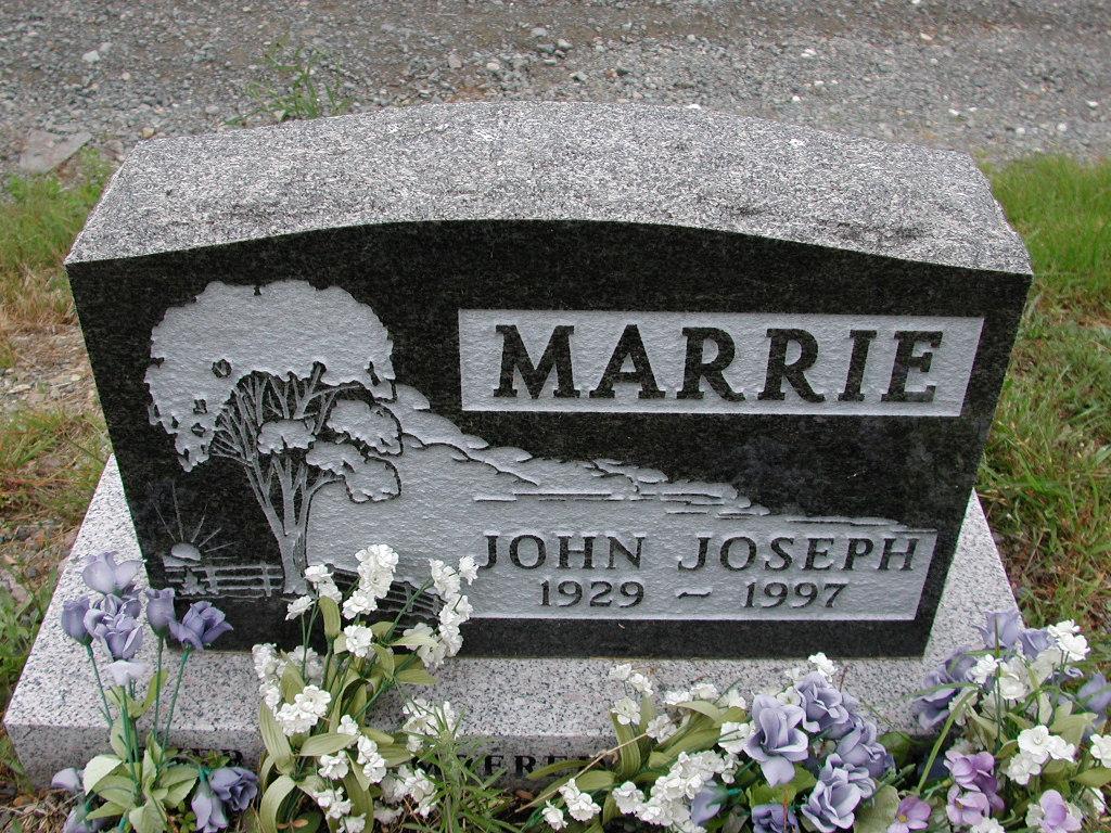 MARRIE, John Joseph (1997) MCM01-7320