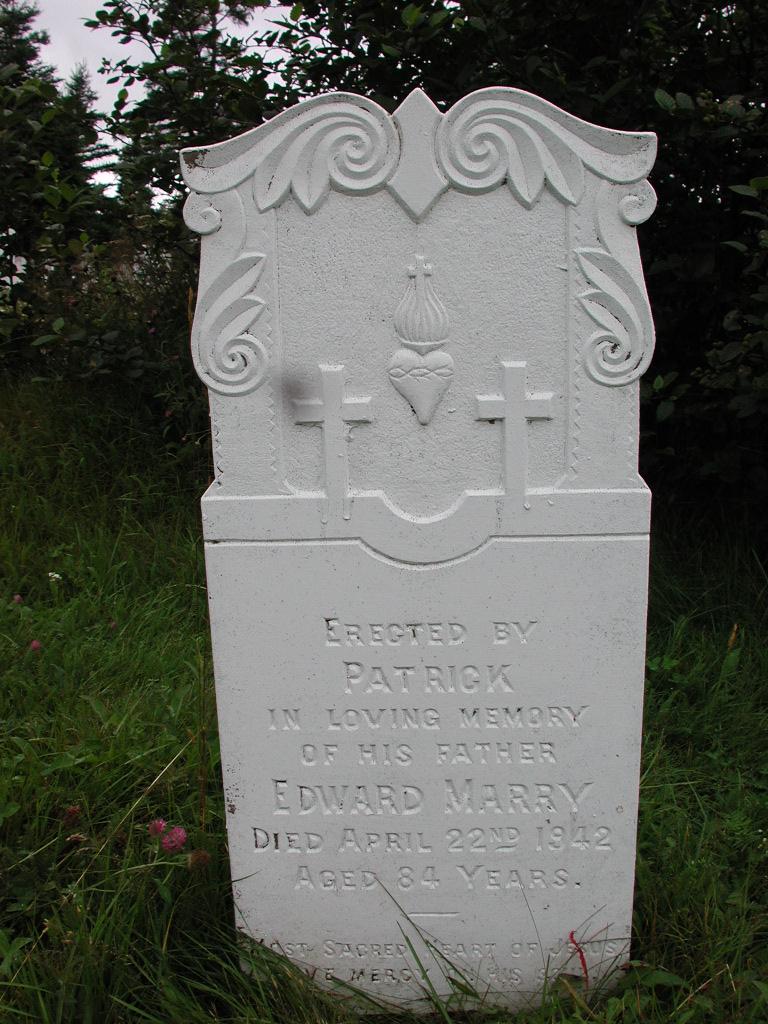 MARRY, Edward (1942) MCM01-1450