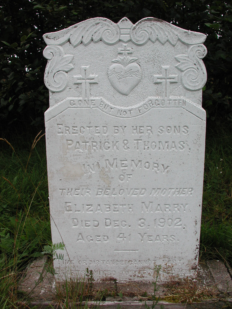 MARRY, Elizabeth (1902) MCM01-1449