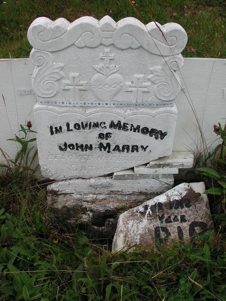 MARRY, John (1912) MCM01-1439