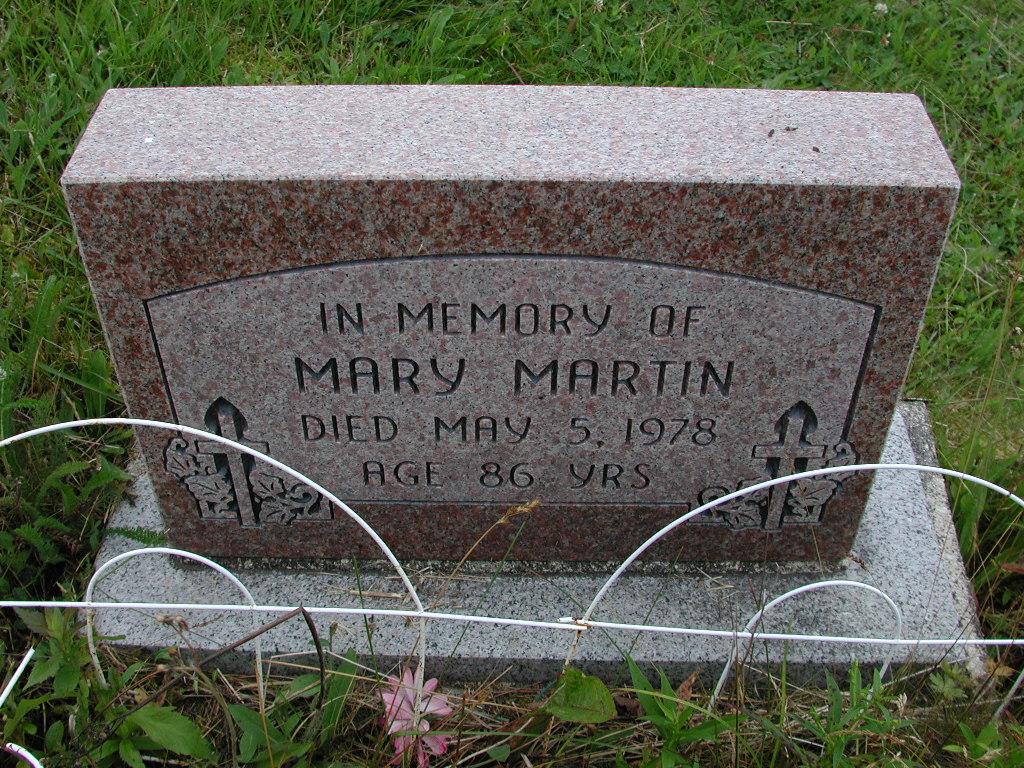 MARTIN, Mary (1978) SJP01-7457