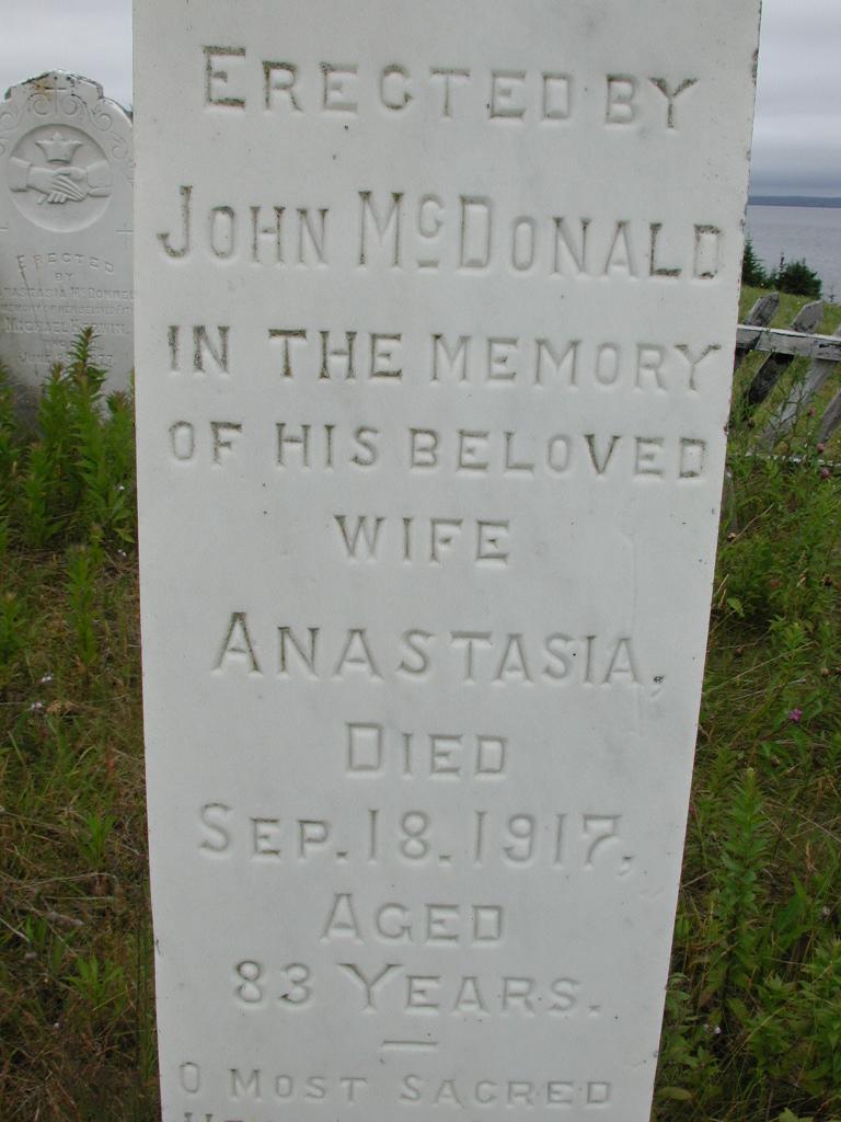 MCDONALD, Anastasia (1917) SJP01-7635