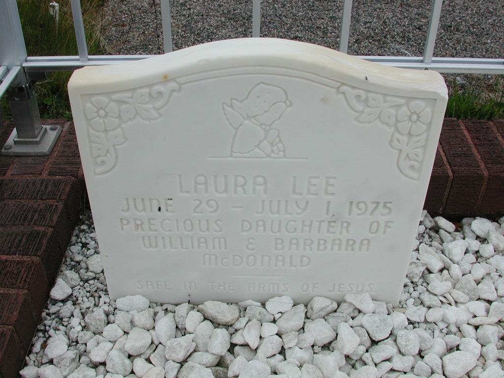 MCDONALD, Laura Lee (1975) SJP01-7384