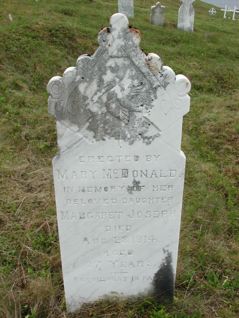 MCDONALD, Margaret Joseph (1914) SJP01-7604
