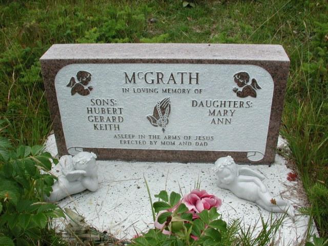 MCGRATH, Hubert (xxxx) & Gerard & Keith & M & Ann BRA01-7774