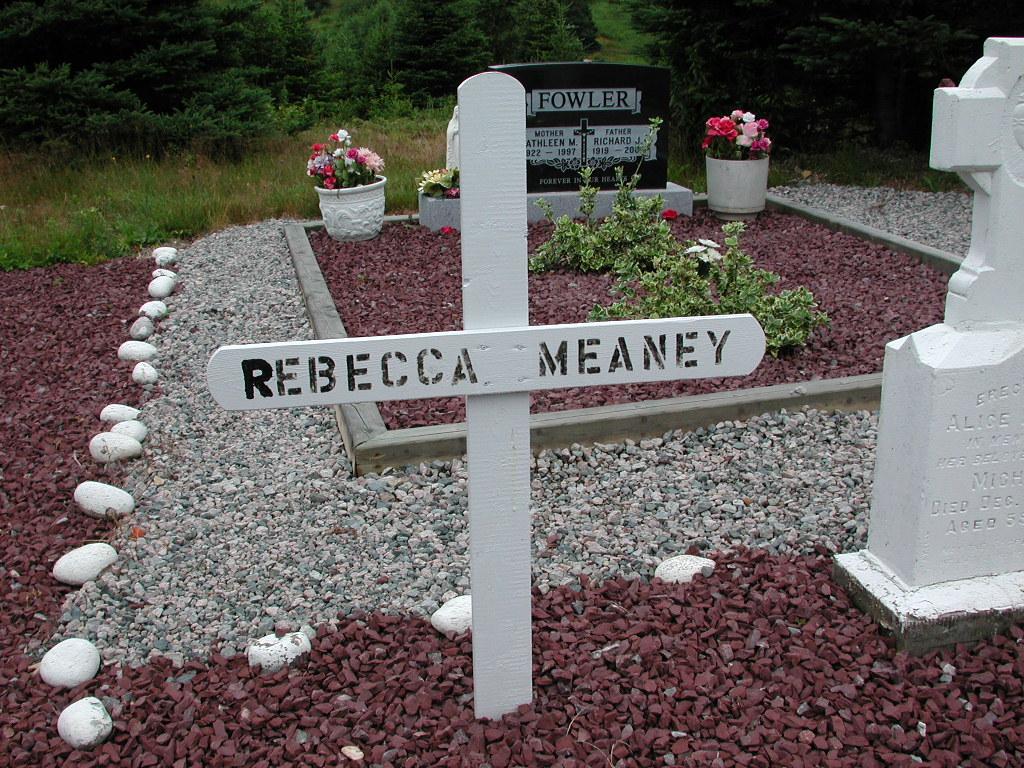 MEANEY, Rebecca (xxxx) MCM01-1509