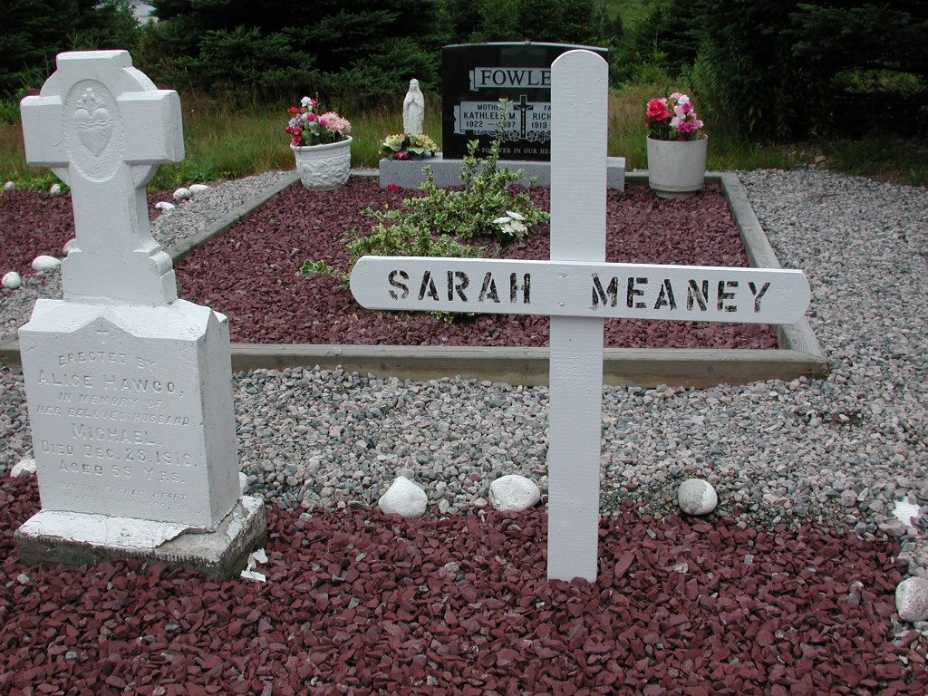 MEANEY, Sarah (xxxx) MCM01-1512
