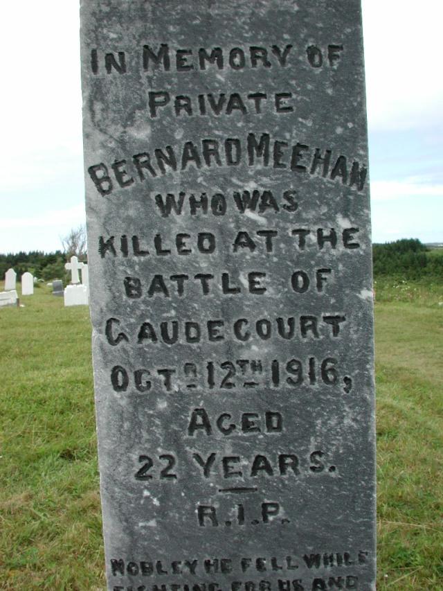 MEEHAN, Bernard (1916) STM01-2268