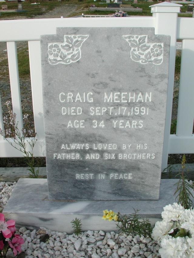 MEEHAN, Craig (1991) STM03-3708