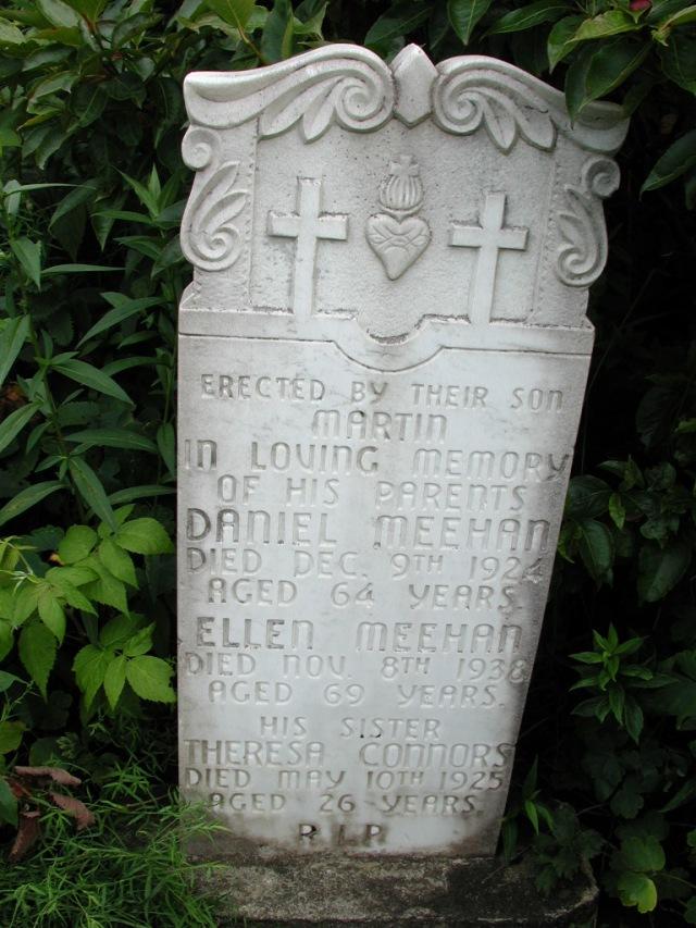 MEEHAN, Daniel (1924) & Ellen & Theresa Connors STM01-8118