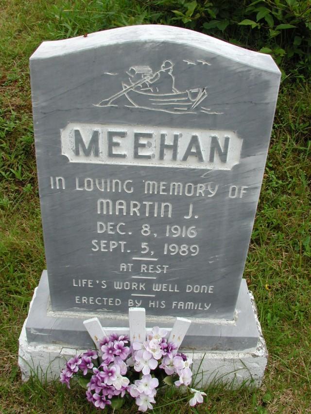 MEEHAN, Martin J (1989) STM01-8092