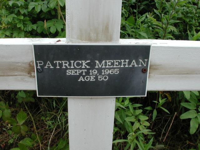 MEEHAN, Patrick (1965) STM01-8082
