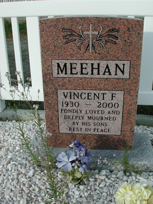 MEEHAN, Vincent F (2000) STM03-3706
