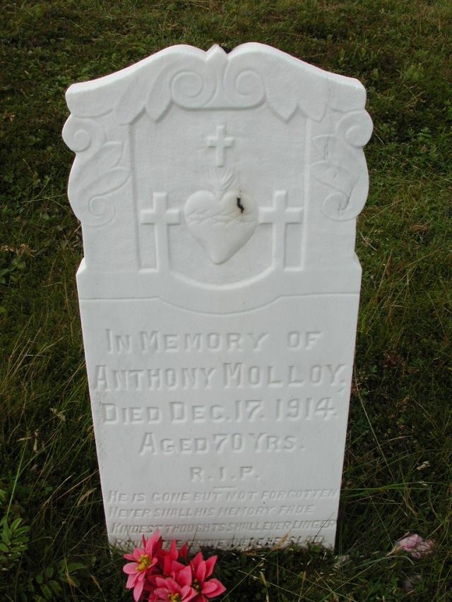 MOLLOY, Anthony (1914) SSH01-9041