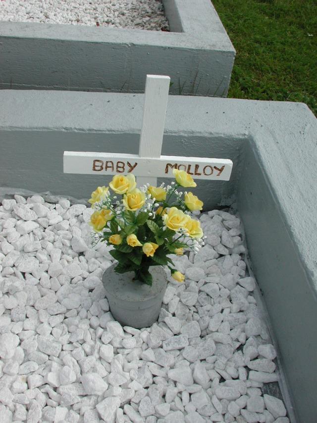 MOLLOY, Baby (xxxx) STM01-2458