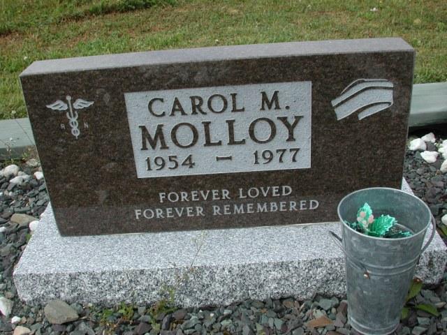 MOLLOY, Carol M (1977) SSH01-3317