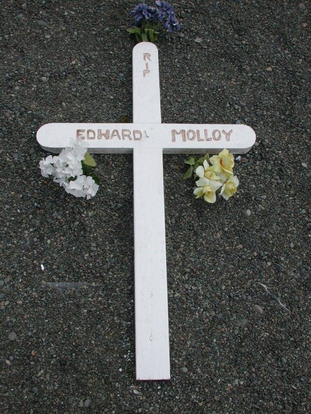 MOLLOY, Edward (xxxx) STM01-8142