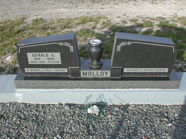 MOLLOY, Gerald J (1994) STM03-9437