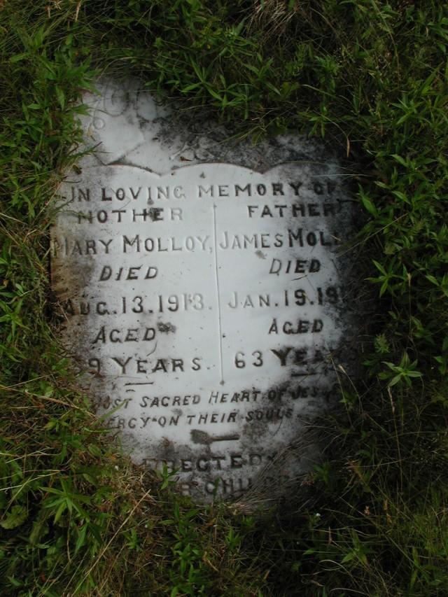 MOLLOY, James (1917) & Mary (1913) STM01-8181