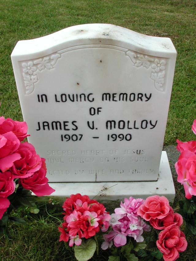 MOLLOY, James V (1990) SSH01-9044