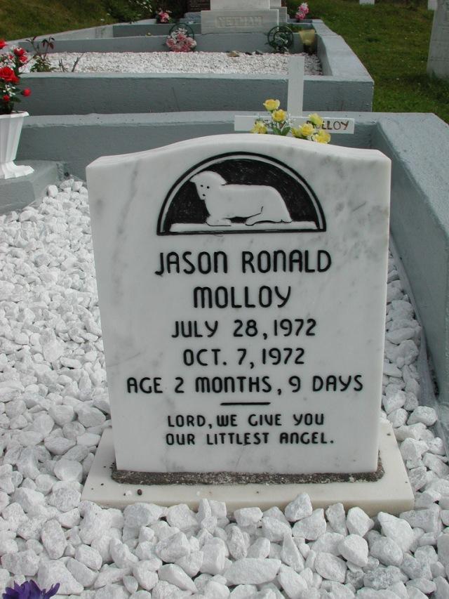 MOLLOY, Jason Ronald (1972) STM01-2459