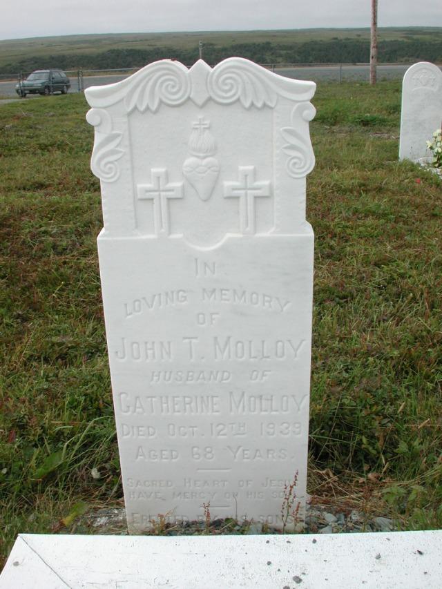 MOLLOY, John T (1939) SSH01-3295