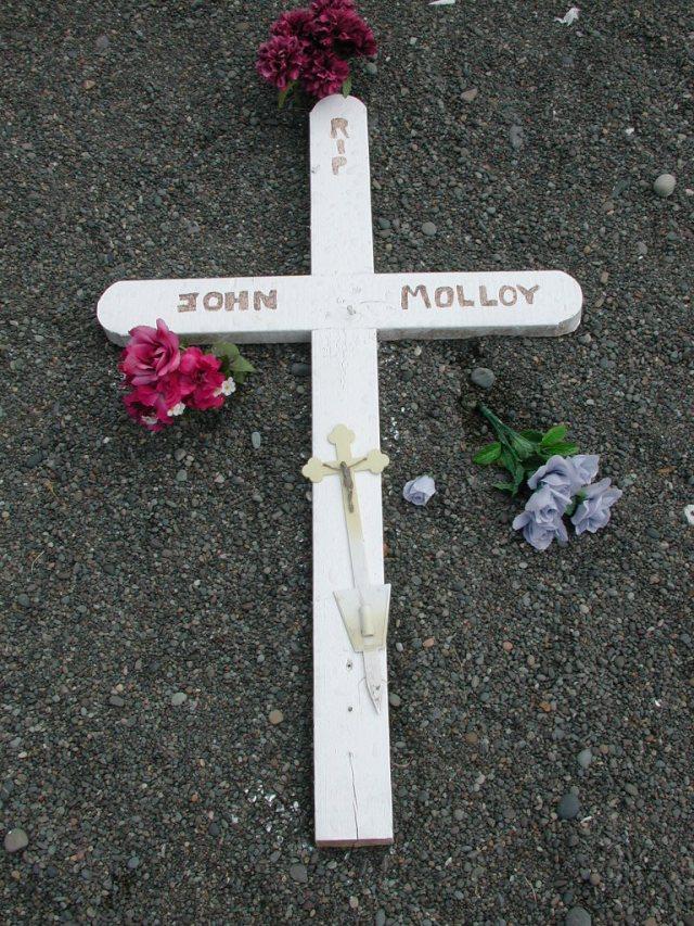 MOLLOY, John (xxxx) STM01-8141
