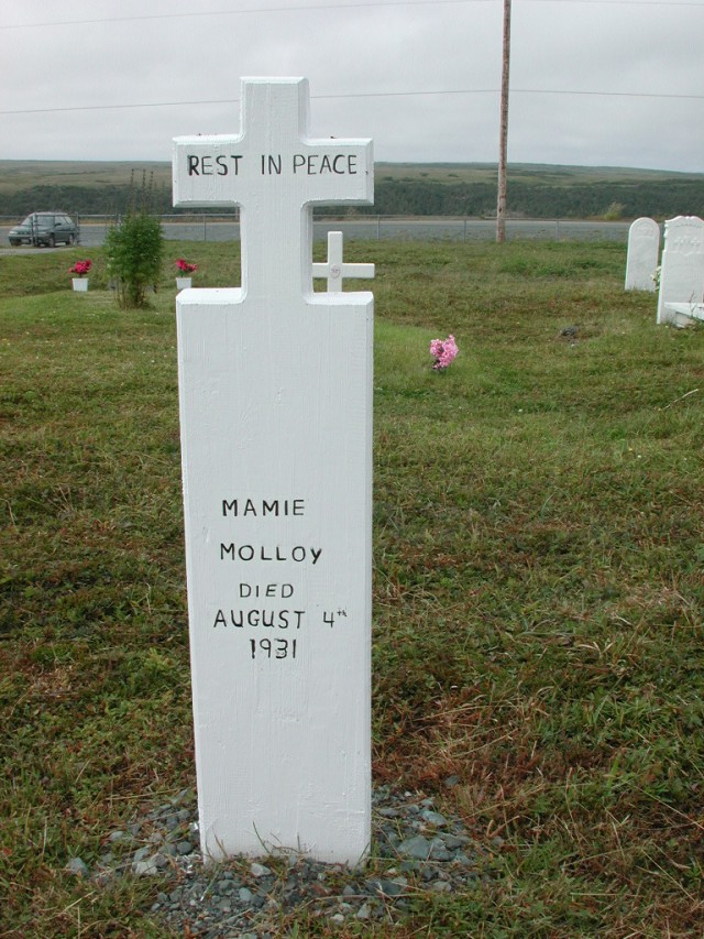 MOLLOY, Mamie (1931) SSH01-3297