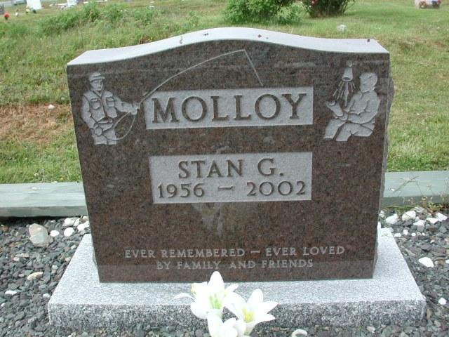 MOLLOY, Stan G (2002) SSH01-3318