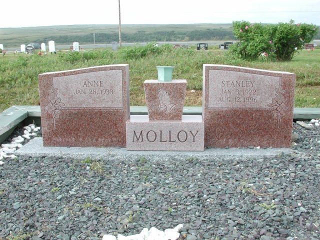 MOLLOY, Stanley (1996) & Anne SSH01-3320