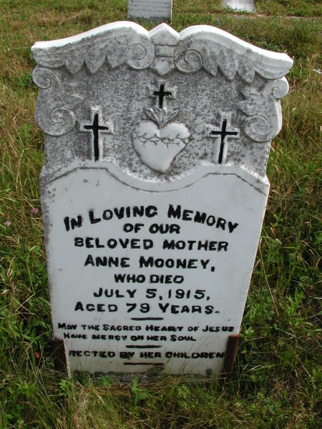 MOONEY, Anne (1915) STM01-8203