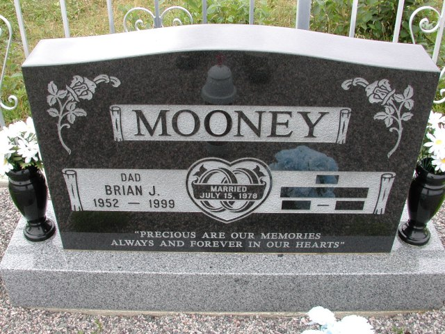 MOONEY, Brian J (1999) BRA01-3137