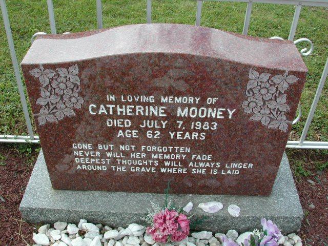 MOONEY, Catherine (1983) BRA01-3250
