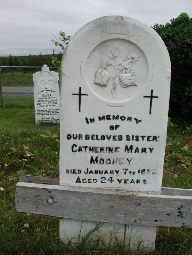 MOONEY, Catherine Mary (1892) STM01-2285