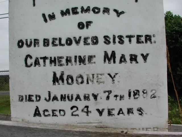 MOONEY, Catherine Mary (1892) STM01-2286