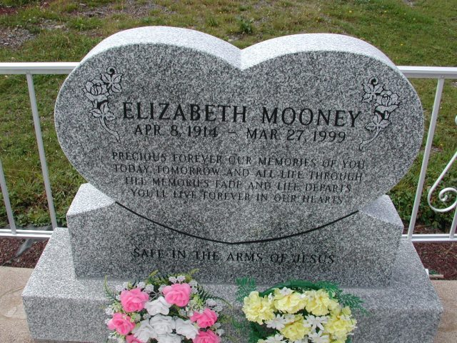 MOONEY, Elizabeth (1999) BRA01-3252