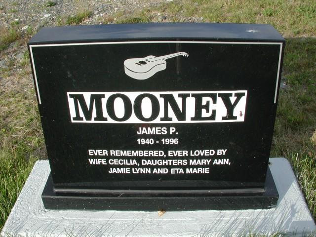 MOONEY, James P (1996) STM03-9399