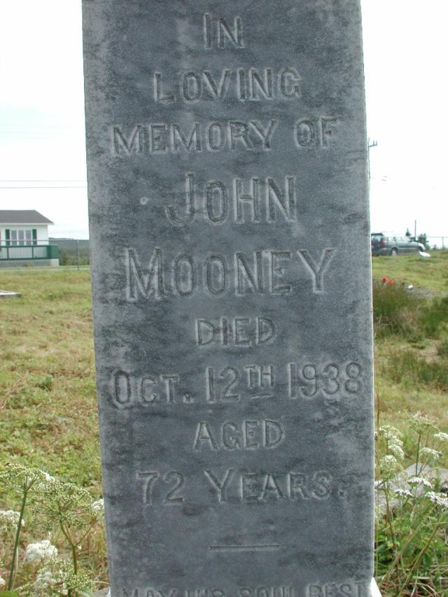 MOONEY, John (1938) STM01-2445