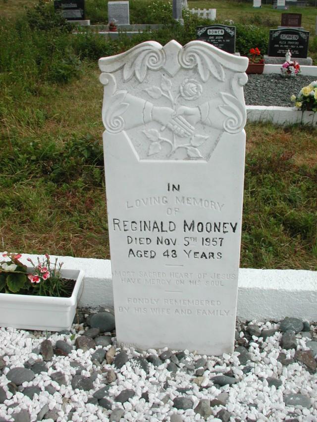 MOONEY, Reginald (1957) STM01-2484