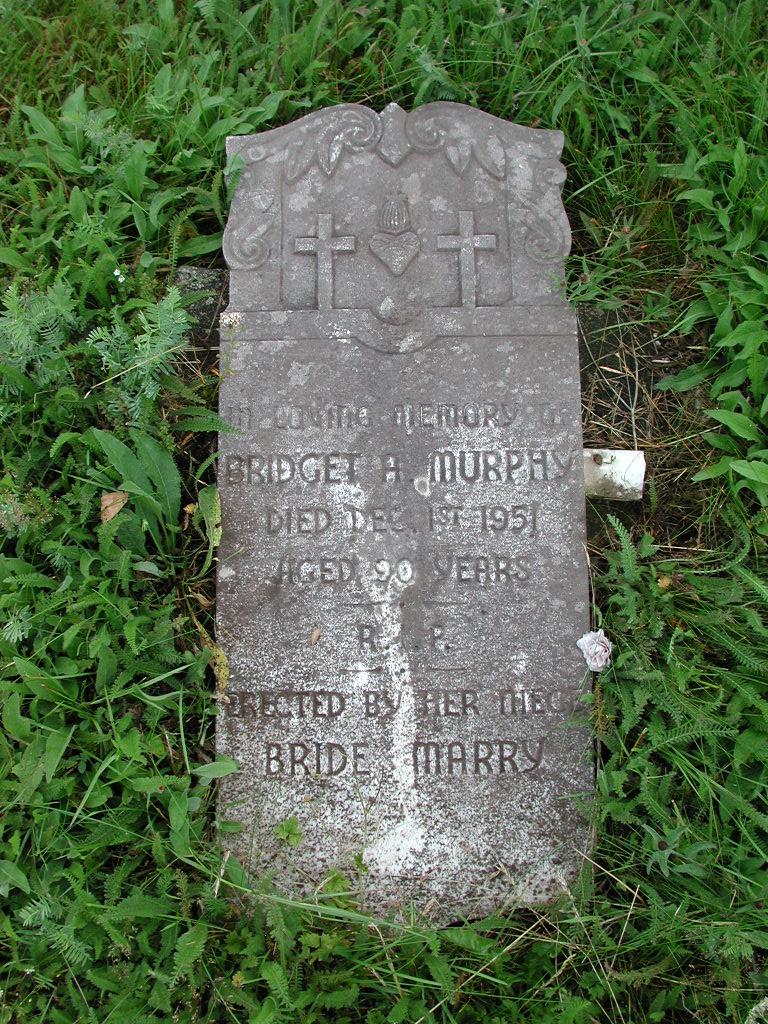 MURPHY, Bridget A (1951) MCM01-1451
