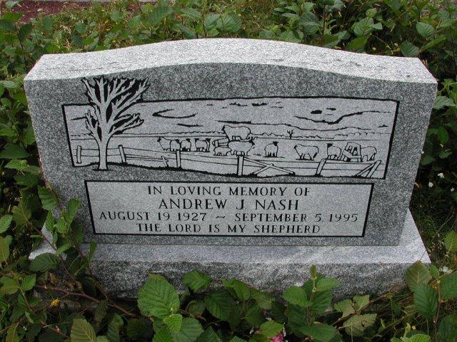 NASH, Andrew J (1995) BRA01-3155