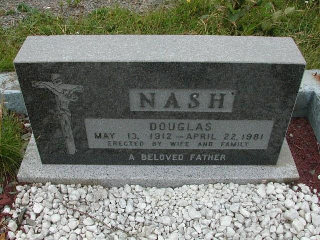 NASH, Douglas (1981) BRA01-3140